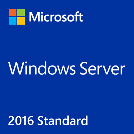 Windows Server Standard 2016 64Bit English/ OEI DVD